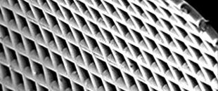 electroformed metal mesh